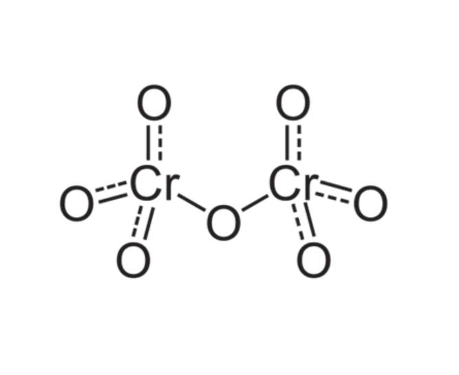 Chroom-6 molecuul, Chroom-6 sanering